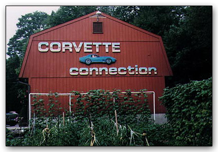 Corvette Connection Barn